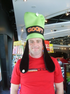 I know some people think I\'m goofy